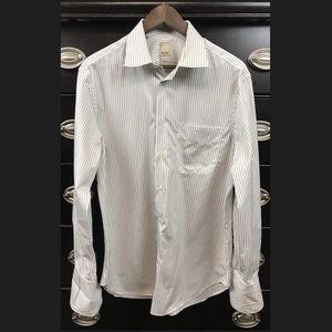 🎃Ike Behar Neiman Marcus Mens Dress Shirt